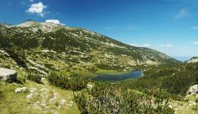 Het Nationale Park van Pirin, Bulgaarse Unescoerfenis Stock Afbeelding