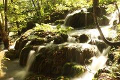 Het Nationale Park van Plitvice Stock Afbeeldingen