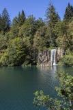 Het Nationale Park van Plitvicemeren - Kroatië Royalty-vrije Stock Afbeelding