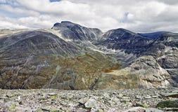 Het Nationale Park van Rondane, Noorwegen Stock Afbeeldingen