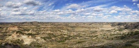 Het Nationale Park van Roosevelt van Theodore Royalty-vrije Stock Afbeelding