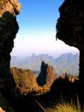 Het Nationale Park van Simien Stock Afbeeldingen