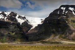 Het Nationale Park van Skaftafell Stock Foto's