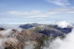 Het Nationale Park van Snowdonia Royalty-vrije Stock Afbeeldingen