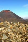 Het Nationale Park van Tongariro Royalty-vrije Stock Foto