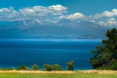 Het nationale Park van Tongariro stock afbeelding