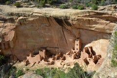 Het Nationale Park van Verde van Mesa Royalty-vrije Stock Afbeelding