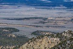 Het Nationale Park van Verde van Mesa Stock Afbeeldingen