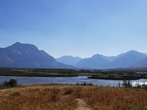 Het nationale park van Watertown Royalty-vrije Stock Afbeeldingen