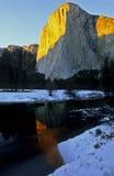 Het Nationale Park van Yosemite Royalty-vrije Stock Afbeelding