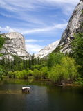 Het Nationale Park van Yosemite Stock Fotografie