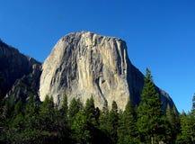 Het Nationale Park van Yosemite - Californië Stock Foto