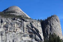 Het Nationale Park van Yosemite van de het noordenkoepel Royalty-vrije Stock Afbeeldingen