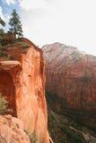 Het Nationale Park van Zion, Utah Stock Fotografie