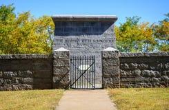 Het Nationale Slagveld van de stenenrivier royalty-vrije stock foto