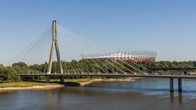 Het nationale Stadion Stock Foto