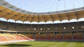 Het nationale stadion van de Arena stock videobeelden