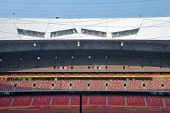 Het Nationale Stadion van Peking (het nest van de Vogel) Royalty-vrije Stock Fotografie