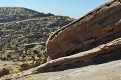 Het Natuurgebied van Vasquezrotsen, Canionland Royalty-vrije Stock Foto