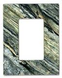 Het natuurlijke Frame van de Steen stock fotografie