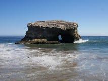 Het natuurlijke park van de bruggenstaat in noordelijk Californië royalty-vrije stock fotografie