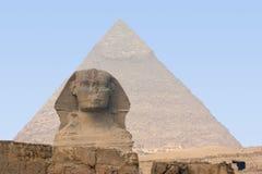 Het Necropool van Giza royalty-vrije stock afbeeldingen