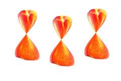 Het Nectarinefruit Stock Afbeelding