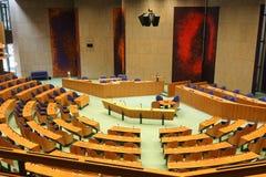 Het Nederlandse Parlement Stock Afbeeldingen