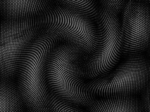 Het net van het achtergrond optische illusiekristal textuur royalty-vrije stock afbeeldingen