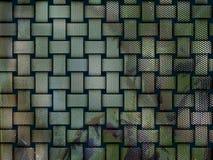 Het net van het achtergrond optische illusiekristal textuur stock afbeelding