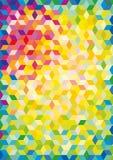 Het net van de kleur vector illustratie
