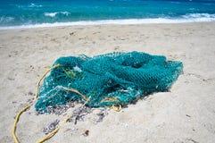 Het Net van de visserij Royalty-vrije Stock Afbeelding