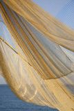 Het net van de visserij Royalty-vrije Stock Foto's