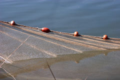 Het Net van de visserij Royalty-vrije Stock Foto
