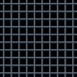 Het net van het metaal. Naadloos patroon. Royalty-vrije Stock Foto