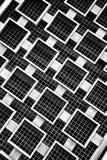 Het Net van het staal Stock Fotografie