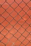 Het net van het tennis Royalty-vrije Stock Afbeeldingen