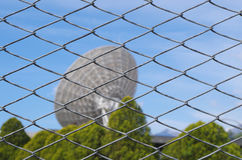 Het netwerk Stock Foto