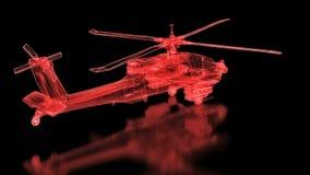 Het Netwerk van de helikopter vector illustratie