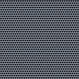 Het netwerk van het chroom Stock Afbeelding