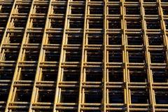 Het netwerk van het staal Royalty-vrije Stock Foto