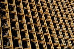 Het netwerk van het staal Royalty-vrije Stock Fotografie