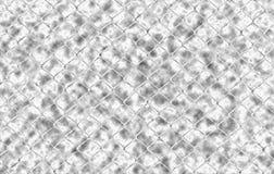 Het netwerk van het metaal Royalty-vrije Stock Afbeeldingen