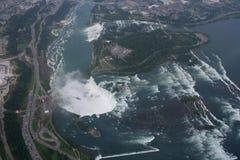 Het Niagara Falls van Canada   royalty-vrije stock afbeeldingen