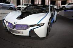 Het nieuwe concept van de Visie van BMW Royalty-vrije Stock Afbeeldingen