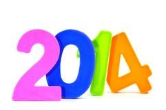 het nieuwe jaar Royalty-vrije Stock Foto