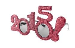 Het nieuwe Jaar van 2015 Stock Afbeeldingen