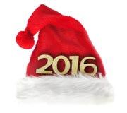 het nieuwe jaar van 2016 Royalty-vrije Stock Foto