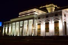 Het Nieuwe Operahuis in Astana Royalty-vrije Stock Afbeelding
