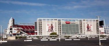 Het nieuwe Stadion San Jose van 49er's Levi's Stock Afbeeldingen
